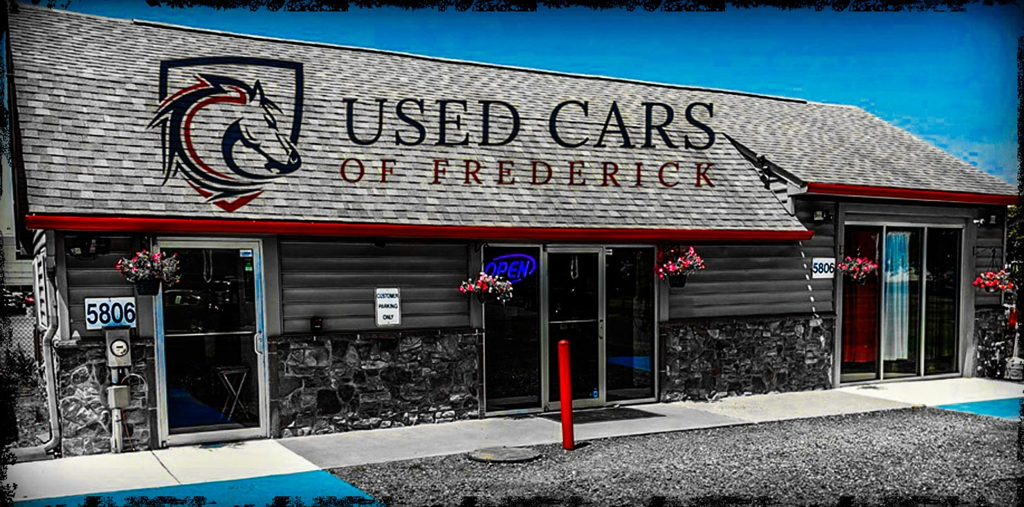 Used Car Dealerships In Frederick Md >> Used Cars Of Frederick Homepage Used Car Dealership In